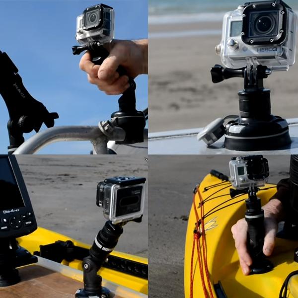 Адаптор за камера или Camera Mount Kit - вие избирате и монтирате навсякъде, където пожелаете - 12