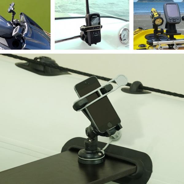 Mobile Device Holder - за различни по обем и размер мобилни устройства - 16