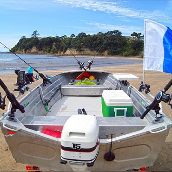 Всички риболовни принадлежности на една ръка разстояние с Railblaza - 26