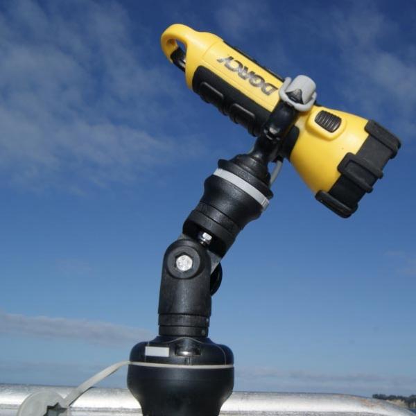 G-Hold държач и регулируем удължител Adjustable Extender в RailMount основа за релинг - 29