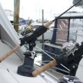Стойка за риболовен прът Railblaza Rod Holder II - възможностите за монтаж са навсякъде около вас