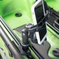 Стойка за гребло Railblaza QuikGrip 08-0052-11 в комбинация със стойка за телефон