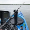 Комплект държач за въдици с основа Railblaza Rod Tube Starport HD Kit