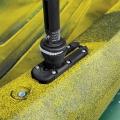 Модулна релса Railblaza Expanda Track 01-4122-11 - бързо, лесно и практично фиксиране на прикачни за лодка и каяк