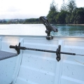 Държач Railblaza RodRak Pole Holder за съхранение и транспорт на риболовно оборудване