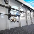 Railblaza RodRak - монтаж за съхранение и транспорт на въдиците в лодка