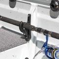 Railblaza RodRak - лесен начин да обезопасите въдиците в лодката