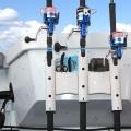 Стойка за лодка Railblaza RodStow Triple WH