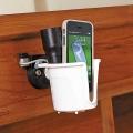 Основа за стойка Railblaza E Series USB StarPort - в комбинация с Railblaza DrinkHold съхранява и зарежда едновременно