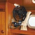 Основа за стойка Railblaza E Series 12VDC StarPortа - защо да не разполагате и с вентилатор в кабината?