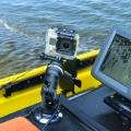Стойка за камера Railblaza Camera Mount Kit - регулира се лесно под всякакви ъгли, точно колкото и както искате