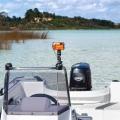Стойка за камера Railblaza Camera Mount Kit - монтаж на релинг, записва всяка разходка, риболов и улов, с всяка камера, която ви е подръка