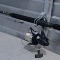 Държач Railblaza G-Hold 35 - безопасно съхранение при транспорт на въдици и риболовно оборудване, оползотворяване на свободни пространства