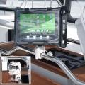 Основа за релинг Railblaza RailMount 32-41 WH - монтажът на релингите на лодките и тръбните конструкции на АТВ-тата пести пространство