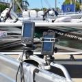 Стойка за телефон Railblaza Mobile Device Holder - компактен и практичен
