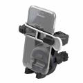 Стойка за телефон Railblaza Mobile Device Holder - специалните челюсти и пружинни механизми се регулират с едно движение на ръката