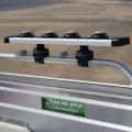 Алуминиев бар Railblaza Tracport Dash 500 - лесно фиксиране на релинг или друго място, лесно напасване на сонар, въдица, GPS или прожектор върху него