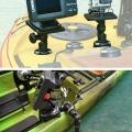 Стойка за сонар / GPS Railblaza Three Axis Platform - монтира се лесно хоризонтално, вертикално, на наклонена повърхност или релинг