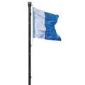 Удължител Railblaza Extenda Pole 1000 - в ролята на пилон за флаг