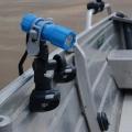Основа за стойка Railblaza SidePort BLK - вътрешните стени на плавателните съдове могат да са още по-полезни