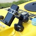 Основа за стойка Railblaza SidePort BLK - позволява използването на всяка StarPort стойка и аксесоар