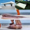 Масичка за филетиране Railblaza Fillet Table II - монтажите са възможни на всяко място и плавателен съд