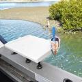 Стойка за напитки Railblaza DrinkHold BLK - лесно сваляне и слагане точно там, където е най-необходимо
