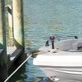 Основа за стойка с клин за въже Railblaza CleatPort BLK - силно устойчива на слънчевите лъчи и солената вода