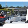 Основа за стойка с клин за въже Railblaza CleatPort BLK - идеално се вписва в стила на всяка лодка и плавателен съд