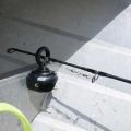 Овална халка Railblaza WebEye30 Pair BLK - защитава въдиците при транспорт