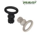Овална халка Railblaza WebEye30 Pair WH - предлага се и в черен цвят