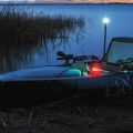 Всестранна бяла навигационна светлина Railblaza Illuminate i360 - с три режима на работа според нуждата и ситуацията,