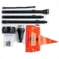 Комплект за видимост Railblaza Visibility Kit II - съдържа 4 основни Railblaza аксесоара + флаг в сигнален цвят