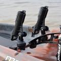 Стилна стойка за риболовен прът Railblaza Rod Holder II - реда и удобството са важни на каяка и лодката