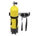 Стойка за бутилки Railblaza TracPort Dive & Gas Bottle Holder - бутилка плюс всеки друг предмет могат да бъдат на сигурно място тук