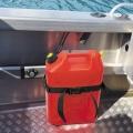 Стойка за бутилки Railblaza TracPort Dive & Gas Bottle Holder - ще намерите тубата с гориво там, където я оставите