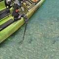 Дълго рамо за сонарна сонда Railblaza Kayak/Dinghy Transducer Arm XL - 02-4086-11 - пасва на всеки каяк и гумена лодка, здрав и надежден аксесоар