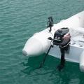 Дълго рамо за сонарна сонда Railblaza Kayak/Dinghy Transducer Arm XL - 02-4086-11 - монтаж на транеца на надуваема лодка