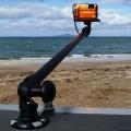 Регулируема стойка с платформа за камера Railblaza Camera Boom 600 Pro Series - 02-4036-11 - селфи стик, който не държите в ръка, а улавяте всяко движение