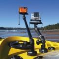 Регулируема стойка с платформа за камера Railblaza Camera Boom 600 Pro Series - 02-4036-11 - здрава, надеждна и устойчива на UV лъчите
