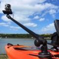 Регулируема стойка с платформа за камера Railblaza Camera Boom 600 Pro Series - 02-4036-11 - имате най-добрия ъгъл на снимане по всяко време