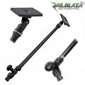 Регулируема стойка с платформа за камера Railblaza Camera Boom 600 Pro Series - 02-4036-11 - има цели 5 оси за регулиране, настроени фабрично с необходимото съпротивление