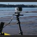 Регулируема стойка с платформа за камера Railblaza Platform Boom 150 Pro Series - 02-4037-11 - компактна, снима от всякакви ъгли и не изпуска момента