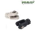 Многофункционална черна скоба Railblaza Clevis/Bimini Support BLK - 02-4032-11-BLK - предлага се и в бял цвят