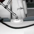 Многофункционална бяла скоба Railblaza Clevis/Bimini Support WH - 02-4032-21-WH - bimini сенниците имат сигурна опора