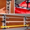 Основа за стойка комбинирана с преходник за релси StarPort TracNut Combo - 03-4101-11 - вкъщи гнездата никога не са достатъчни, а редът е хубаво нещо