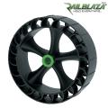 Комплект колела за колесар SandTrakz Wheels имитиращи верига за по-малко усилие 50-0005-71 - уникални, иновативни, произведени в Нова Зеландия и в процес на патентоване