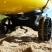 Здрав колесар за каяк C-TUG Kayak Cart с непробиваеми колела 50-0001-71 - силен, здрав, издръжлив и гъвкав, за товар до 120 кг