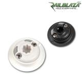 Самозалепваща нископрофилна основа Railblaza QuikPort бяла - 03-4087-21 WH