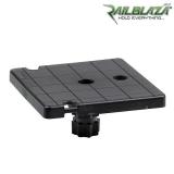 Въртяща се на 360 градуса стойка черна Railblaza Rotating Platform - 02-4021-11